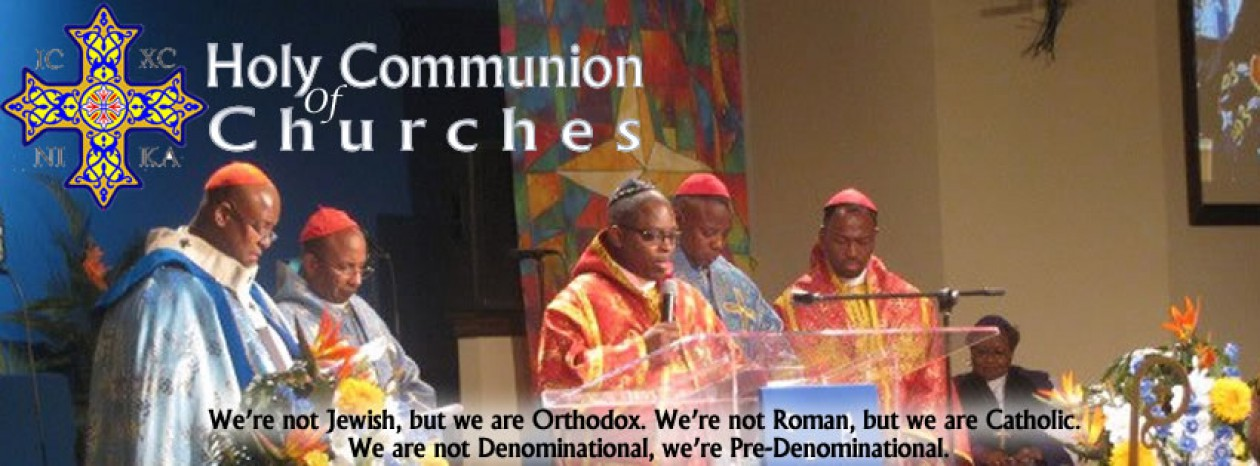 Holy Communion Of Churches